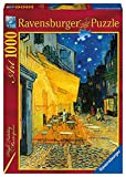 Ravensburger - Arte: Van Gogh, Café De Noche, Puzzle de 1000 Piezas (15373 2)