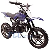 DB50X 48L KIDS 49CC 2 STROKE GAS MOTOR DIRT MINI POCKET BIKE