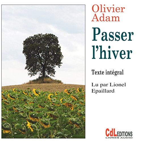 Passer l'hiver audiobook cover art