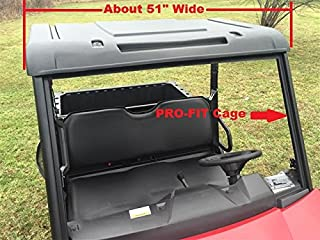 P/N13020 Mid-Size Ranger/ 2-Seat Ranger Polyethylene Top (fits: PRO-Fit Cage, 50