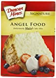 Duncan Hines Angel Cake Mix 453 g (Pack of 6)