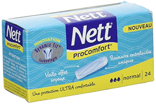 Nett Procomfort Digitale Stempel, 24 Stück