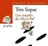 Blíster ' Los traspiés de Alicia Paf ' 3º de Primaria (Literatura Infantil (6-11 Años) - Plan Lector Tres Sopas (Castellano)) - 9788466747851
