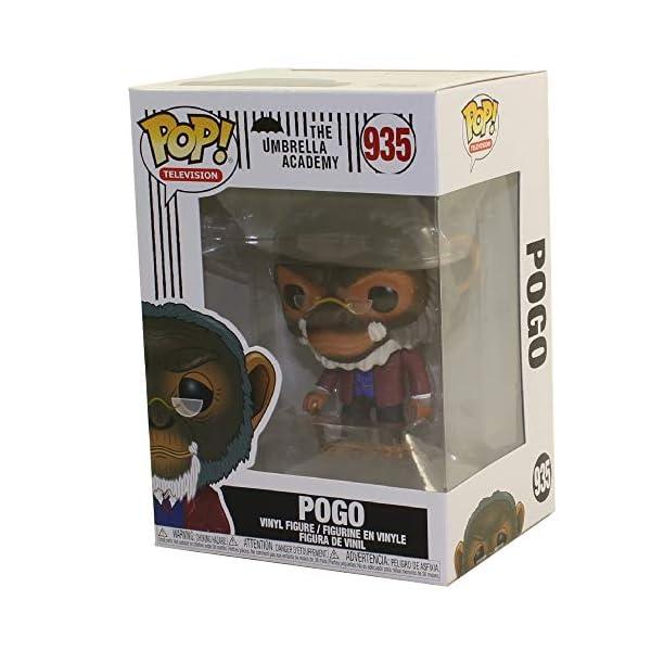 Funko Pop Pogo (The Umbrella Academy 935) Funko Pop The Umbrella Academy