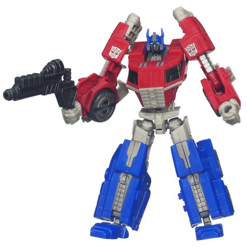 Transformers Generations Fall of Cybertron Series 1 Optimus Prime Actionfigur