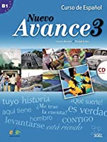 Nuevo Avance 3 Kursbuch mit Audio-CD