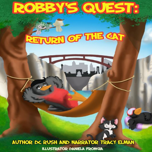 Return of the Cat audiobook cover art