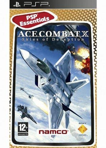Ace Combat X ~ Skies of Deception ~