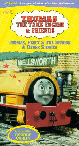 Thomas the Tank Engine and Friends - Thomas, Percy & The Dragon [VHS]