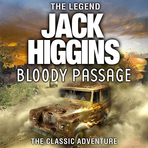 Bloody Passage cover art