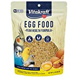 Vitakraft Peak Health Formula Egg Food Daily Supplement, 1.1 Lb, Package may vary