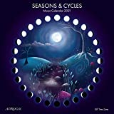 Seasons & Cycles MOON CALENDAR 2021 EST