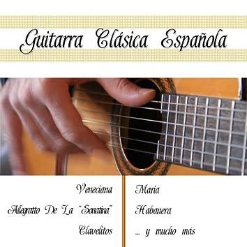 20 Temas Con Guitarra Clásica Española
