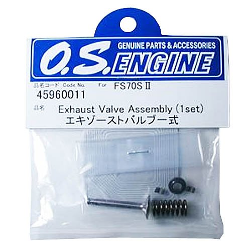 OS Engine 45960011 Exhaust Valve Assembly FS-70 SII