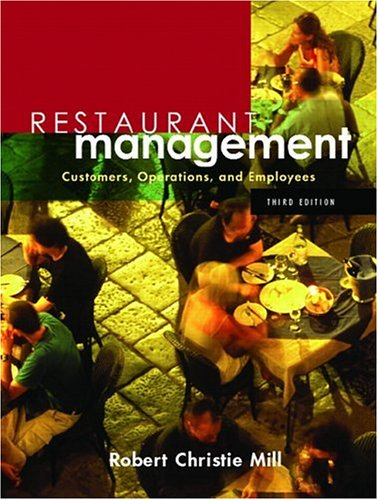 Restaurant Management: Customers, Operations, and...