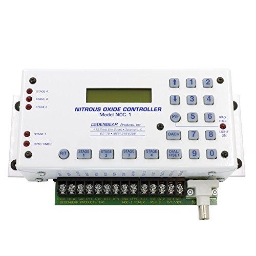 AutoMeter NOC1 Nitrous Oxide Controller, 4 Stage