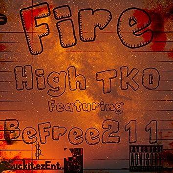Fire (feat. BeFree211)