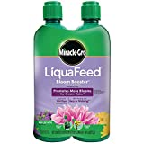 Miracle-Gro 1004043 LiquaFeed Bloom Booster Flower Food Refill Pack (6 Pack)