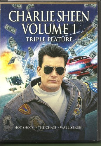 Charlie Sheen Triple Feature: Hot Shots! / The Chase / Wall Street