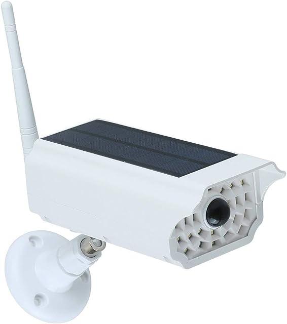 Webla Luces de decoración creativas cámara de video CCTV en el hogar luces de seguridad análogas luces análogas análogas Abs + Pc