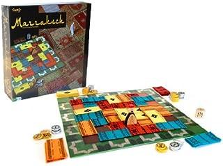 マラケシュ (Marrakech) ボードゲーム