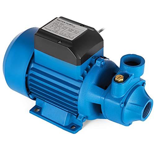 BuoQua 220 V / 50 Hz Wasserpumpe Druckerhöhungspumpe Wasserdruckerhöhungspumpe Unterwasserpumpe Für Brunnen Garten Brunnen Aquarium Pool (QB80)