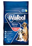 Wafcol Senior Sensitive Dog Food - Salmon & Potato - Grain Free Dog Food for All Breeds - 12 kg Pack