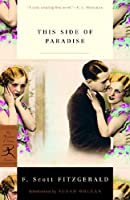 This Side of Paradise (Modern Library Classics) by F. Scott Fitzgerald(2001-11-13)