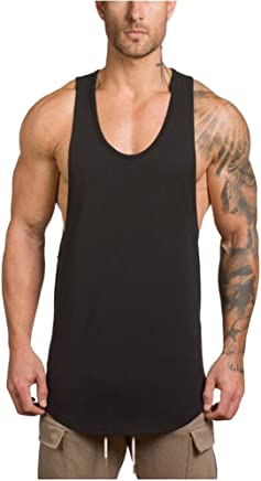 2e0a47b6ce kemilove Gyms Clothing Workout Singlet Bodybuilding Stringer Tank top Men  Fitness T Shirt Muscle Sleeveless Vest