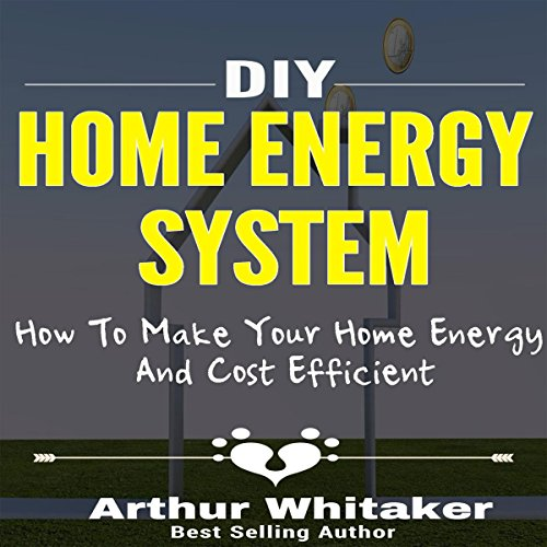 DIY Home Energy System audiobook cover art