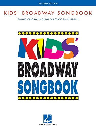 Kids' Broadway Songbook (Book only) (English Edition)