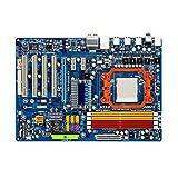 lilili Placa Base Placa Base para computadora Placa Base Fit for Gigabyte GA-M720-ES3 Placa Base de Escritorio Original usada M720-ES3 Socket AM2 DDR2