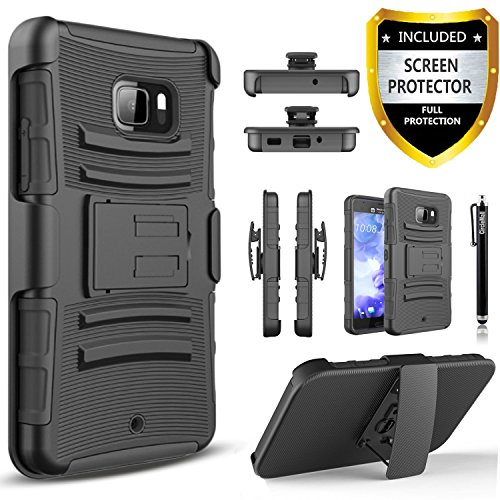 htc u ultra kickstand case