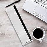 Duokon - Tablero de Notas para Monitor de Ordenador, acrílico
