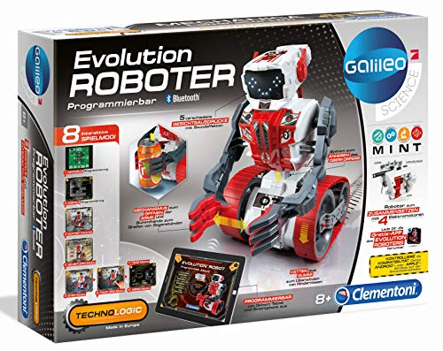 Clementoni 59031 Galileo-Evolution Roboter