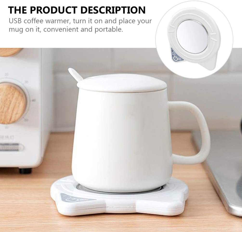 ✓NEW BEVERAGE Coffee Mug Warmer for Home.ELECTRIC *FREE SHIPPING*