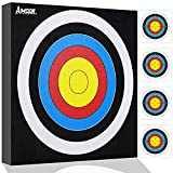 Aimdor Archery Target EVA Foam Target Arrow Target Square Moving Target Youth Archery Arrow Target Practice Target Hunting Target