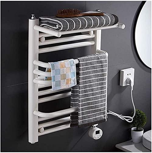 Muebles para el hogar Toallero termostático con calefacción eléctrica para el hogar...