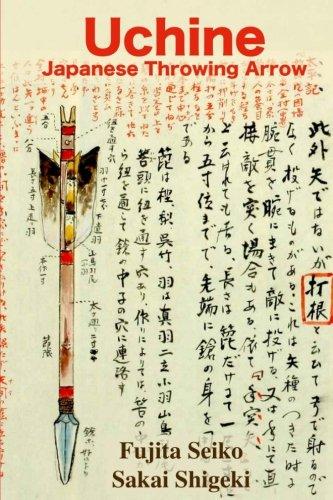 Uchine Japanese Throwing Arrow