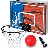 HAHAKEE Mini Canestro Basket da Camera per Bambini,Interno Sportivi Giocattoli Include M...