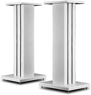 Speaker Stand Inicio Altavoz Soporte De Madera del Altavoz De Sonido Envolvente Profesional Soporte Estable Soporte De Alt...