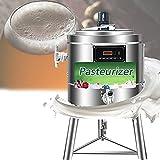 BLLJQ Pasteurizador Comercial Máquina de Pasteurización para Leche Jugo...