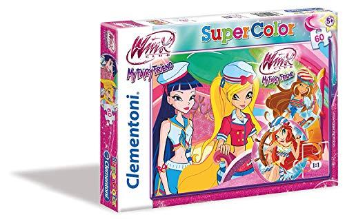 Clementoni 26589 - Puzzle-Winx, Multicolor
