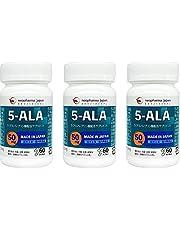 【ネオファーマジャパン】5-ALA 50mg アミノ酸 5-アミノレブリン酸 配合 サプリ サプリメント 60粒 (60日分) 日本製 (3)