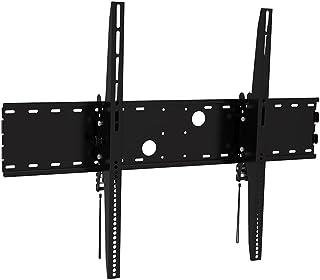 "Black Adjustable Tilt/Tilting Wall Mount Bracket for iiyama Prolite TH6564MIS-B2AG 65"" inch LCD Digital Signage"