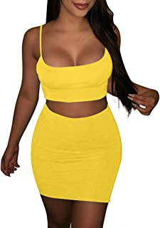 Best yellow skirt with top Reviews