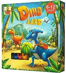 6. Dino Land Board Game