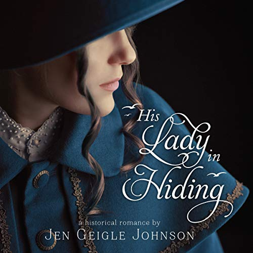 His Lady In Hiding cover art