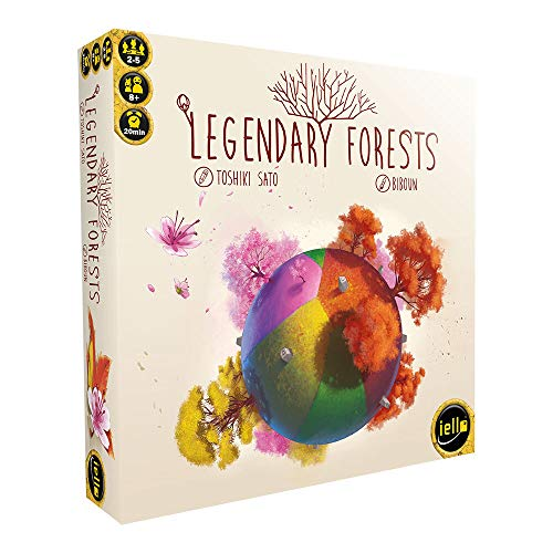 iello 51529 - Legendary Forests