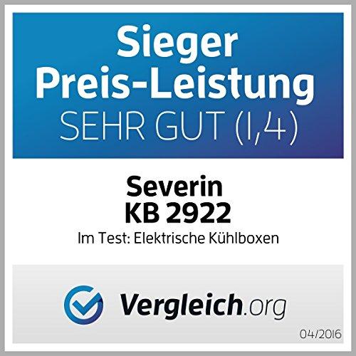 Severin KB 2922 Mini Kühlschrank - 7